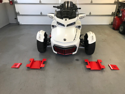 Can Am Spyder Movers