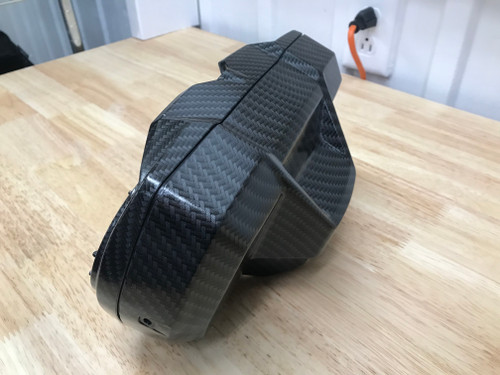 F3/F3S Dashboard 2020 - Carbon Fibre fits 2019-2021 (2 pieces)