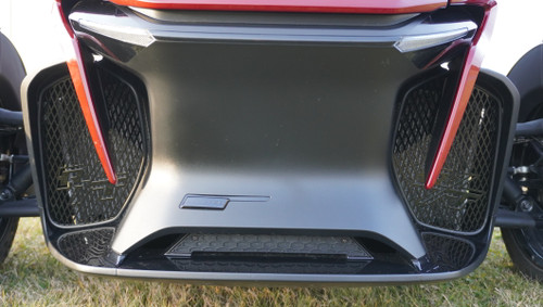 RT Front Grills - 2020 and up - 2 RT logos  - Glossy Black Edition