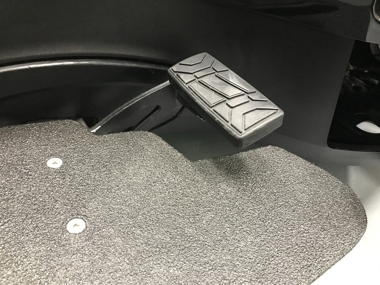 Full Size Spyder Brake Pedal with SPACER - All RS-ST-F3 and RT 2010-2019