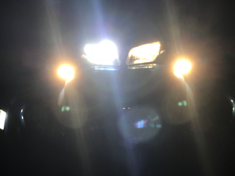 F3 Series Can Am Spyder LED Headlights - 2015 and up
