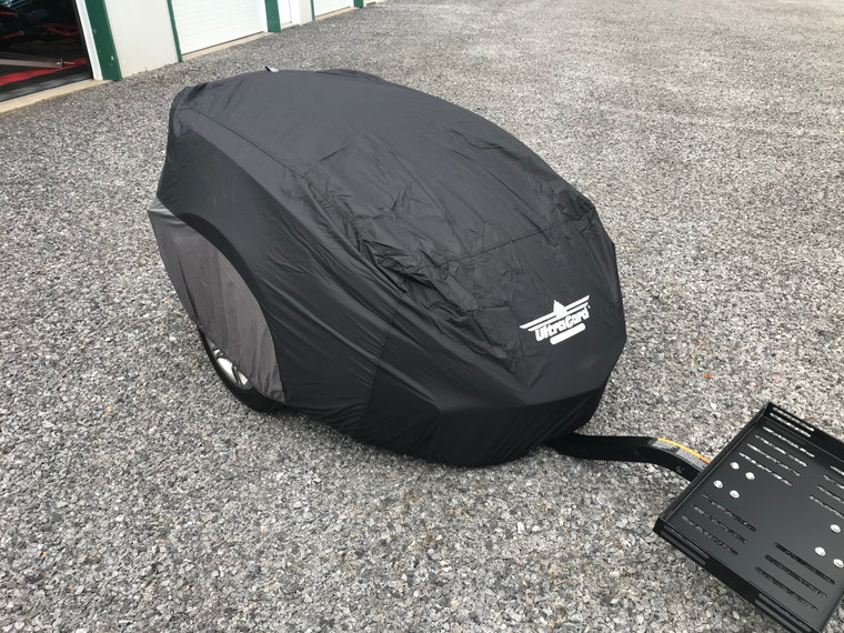 Universal Trailer cover - Also fits Freedom and 622 Can Am trailers