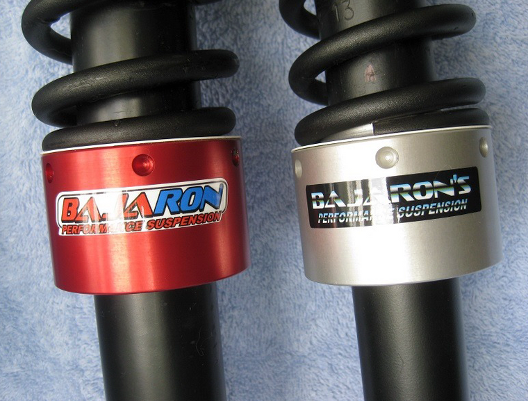 RT series 2014 and up - Baja Ron Shock Adjusters kit for non ajustable shocks only