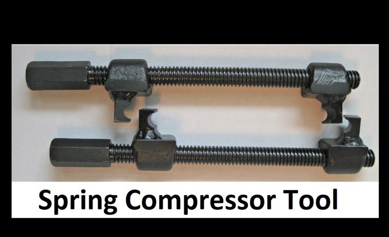 Shock ajuster compressor tool - Rental with refund when returned
