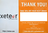 10% Off Your Order - Additional Savings For Our Valued Customers