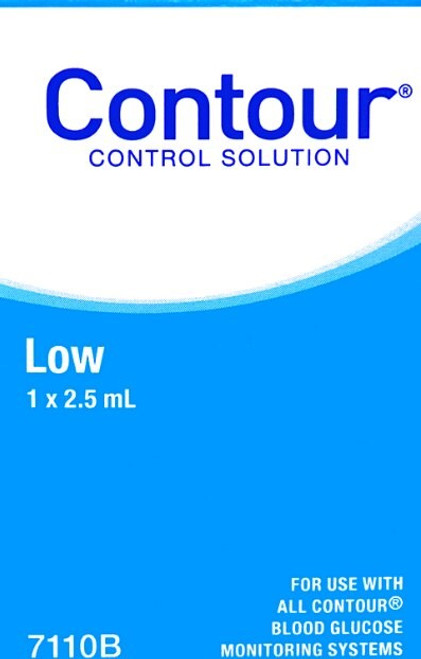 Bayer Contour Control Low Solution