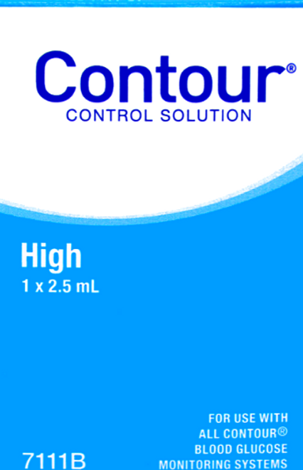 Bayer Contour Control Solution - High