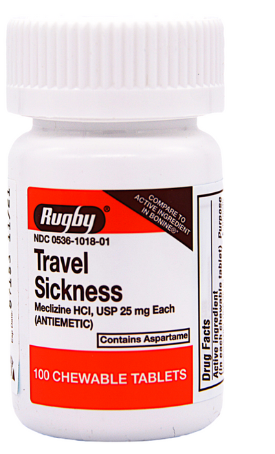 Rugby Travel Sickness