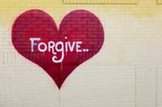 Forgiveness, Maybe the best Valentine's Day Gift Ever?