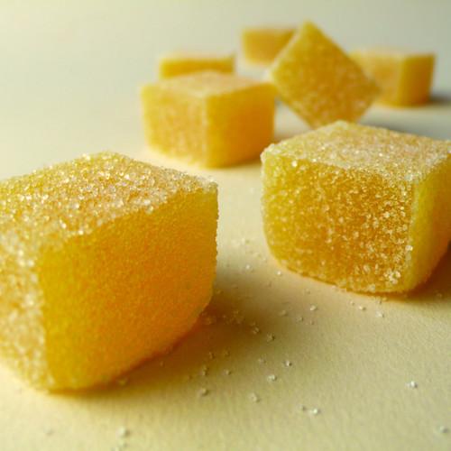 Citrus Jelly Squares