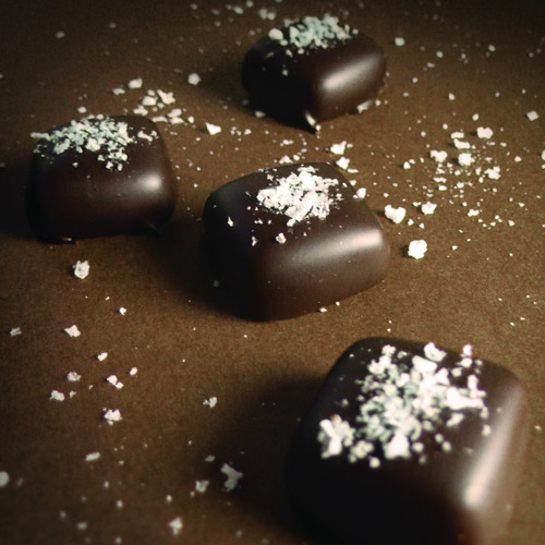 Marlborough Sea Salt Caramels