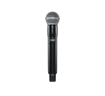 Shure Axient ADX2 Showlink-Enabled Handheld Transmitter - Band G57 (470-608 MHz)