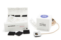 Bubblebee Industries Invisible Lav Tape (120 pieces)
