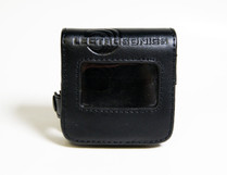 New Old Stock - Lectrosonics PSMD Leather Pouch W/ Belt Clip (for SMQV & SMDWB)