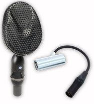 Coles 4038 Studio Ribbon Microphone Supplied with 4071B Mount