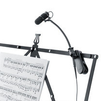 DPA d:vote™ CORE 4099CM Instrument Mic Kit with Clamp Mount