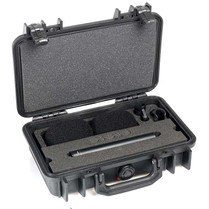 DPA d:dicate™ ST2006A STEREO PAIR WITH TWO 2006A, CLIPS AND WINDSCREENS IN PELI™ CASE