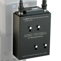 BEC Group BEC-AT1820 Wireless Receiver Holder for Dual-Channel Audio Technica Receivers