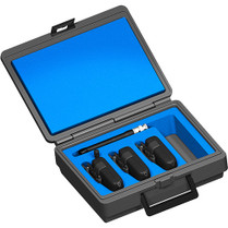 Comtek C-216-3 Carrying Case for (1) M-216 Option P7 Tx & (2) Pr-216 Rx's