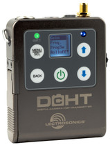 Lectrosonics DCHT Digital Stereo Camera Hop Transmitter