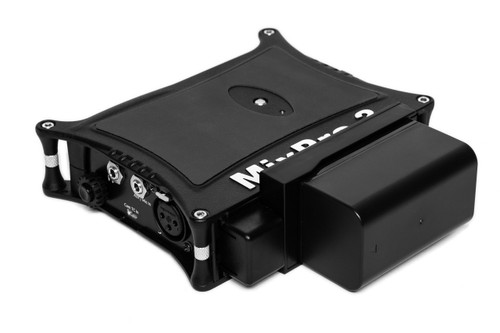 Sound Devices MX-LM1: L-Mount Battery Sled for MixPre Series