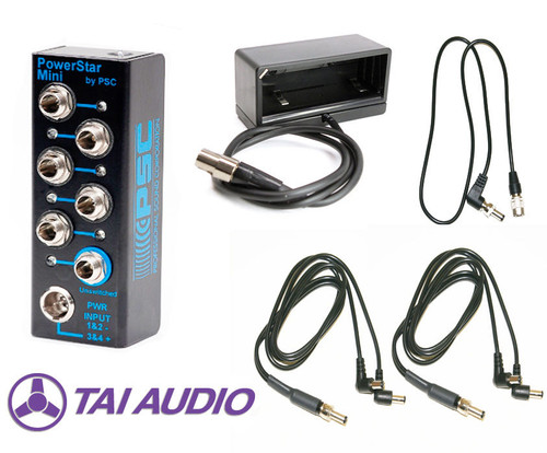 PSC  Bds System Package W/ Powerstar Mini, Np Cup, 2 Dual & 1 Hirose Cables