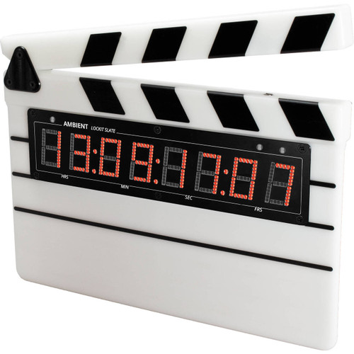 Ambient ACN-LS Time Code Slate