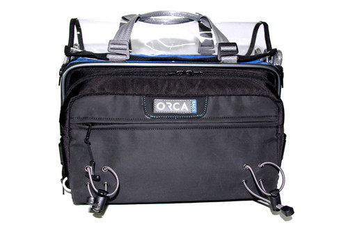 ORCA OR-34 Audio Bag 3 (664+CL-6, 788+CL-8, Nomad 4/6/8/10)