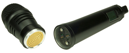 Ambient HHA-SHS Adapter for Shure Compatible Capsules to Sennheiser 9000, 2000, & Evolution