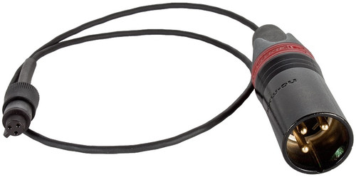 Ambient ATMEMP TinyMike Active Cable for PH 48V XLR-3M Microphone Input