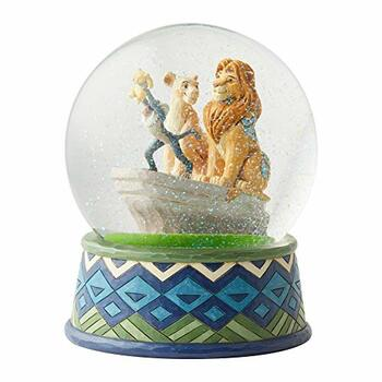 Enesco Disney Traditions By Jim Shore Lion King Waterball (150mm)