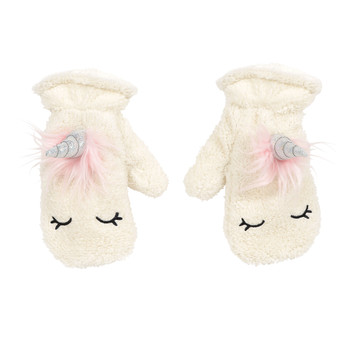 Department 56 Snowpinions Unicorn Mittens