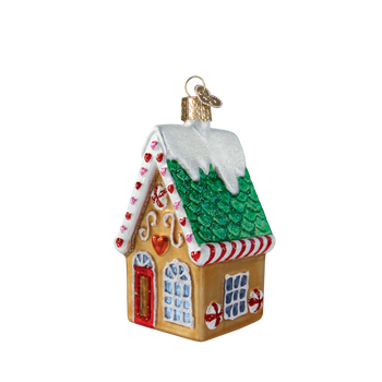 Old World Christmas: COOKIE COTTAGE