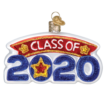 Old World Christmas: CLASS OF 2020