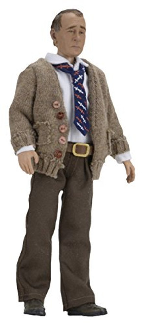 """NECA Christmas Story - Scale Clothed - Old Man Action Figure, 8"""""""