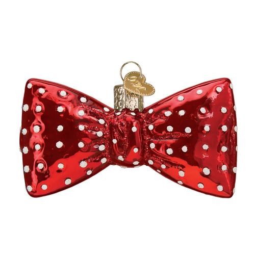 Old World Christmas: BOWTIE