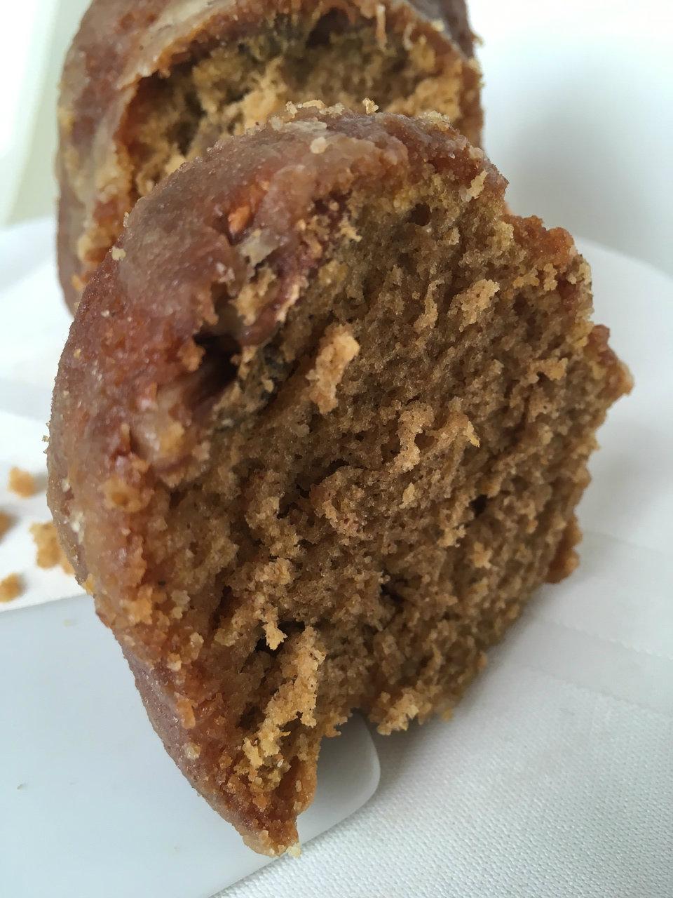 Rock'n Pumpkin RumChata! Rum Cake