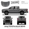 2019 Toyota Hilux Revo Vector Template