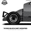 V8 Big Block DIRT Modified 'Premium' Vector Template
