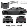 BMW E46 M3 Coupe vector Template