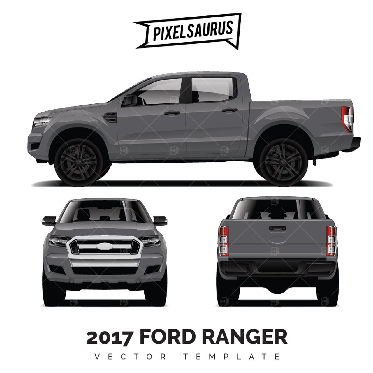 2017 Ford Ranger >> 2017 Ford Ranger Px2
