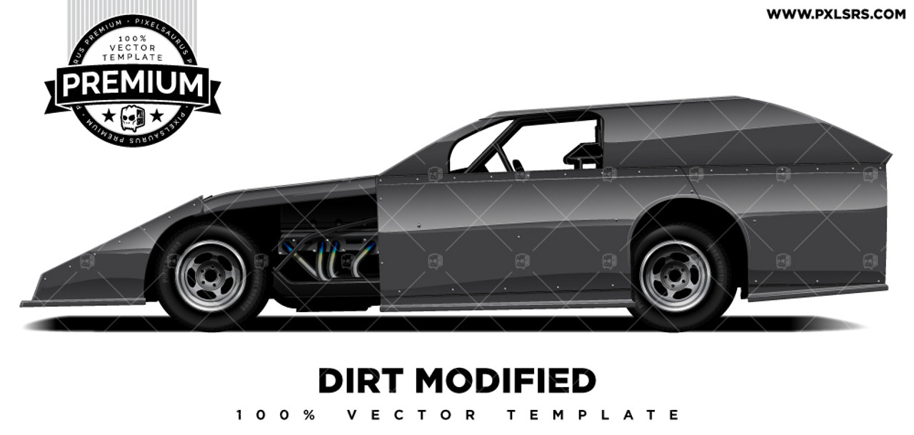 Dirt Modified 'Premium' Vector Template