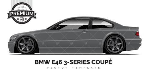 BMW E46 Coupé 'PREMIUM'