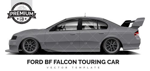 Ford BF Falcon V8 Supercar / Touring Car 'PREMIUM'