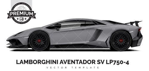 Lamborghini Aventador SV LP 750-LP 'PREMIUM'