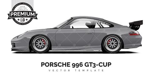 Porsche 996 911 GT3 Cup 'PREMIUM'