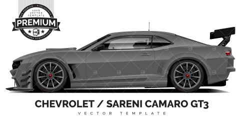 Chevrolet / Sareni Camaro GT3 'PREMIUM'