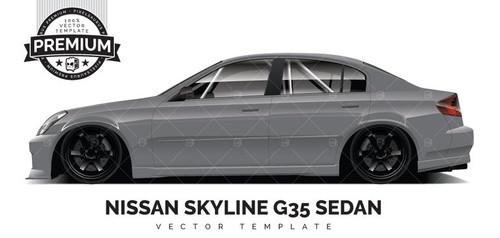 Nissan / Infinity Skyline G35 Sedan 'Premium'