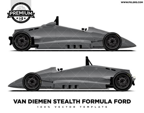 Van Diemen Stealth Formula Ford