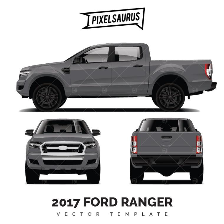 2017 Ford Ranger (PX2)